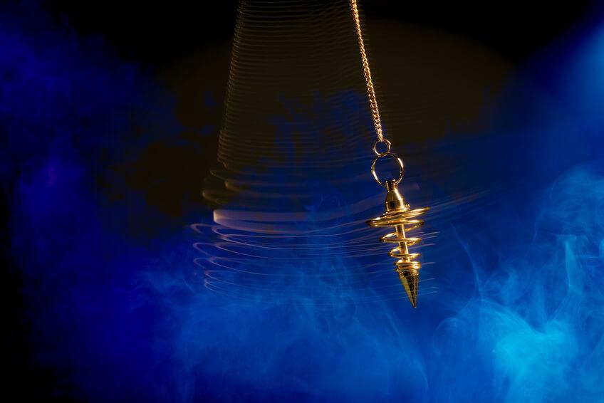 Pendule Divinatoire Dans La Voyance